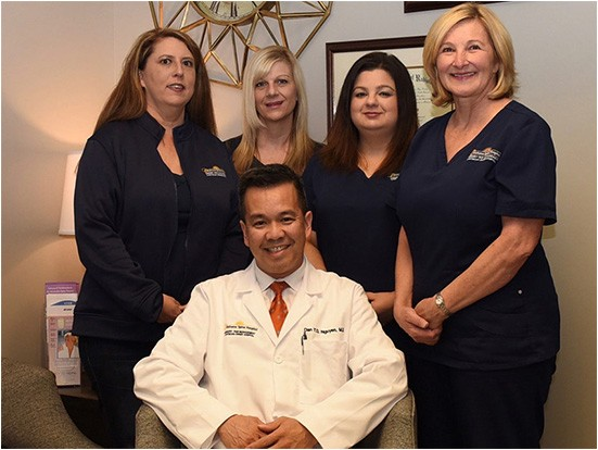 Dan T. D. Nguyen, MD and staff